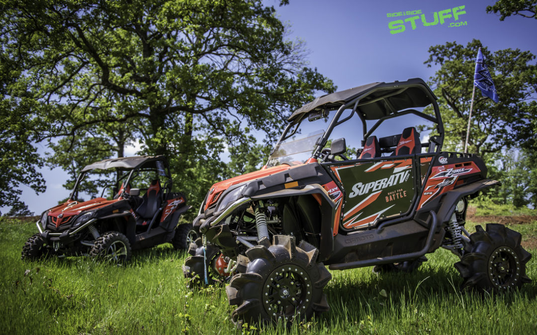 Super ATV Outfitted CFMOTO ZForce 800EX