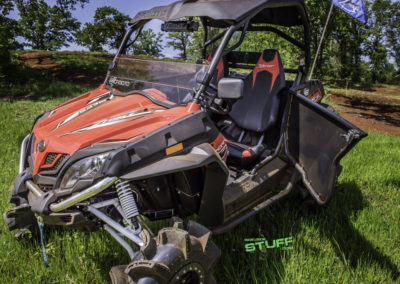 Super ATV Outfitted CFMOTO ZForce 800EX UTV Side By Side