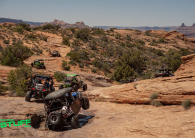 Rally on the Rocks UTV Moab Utah