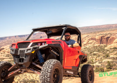 Rally on the Rocks UTV Moab Utah Polaris General