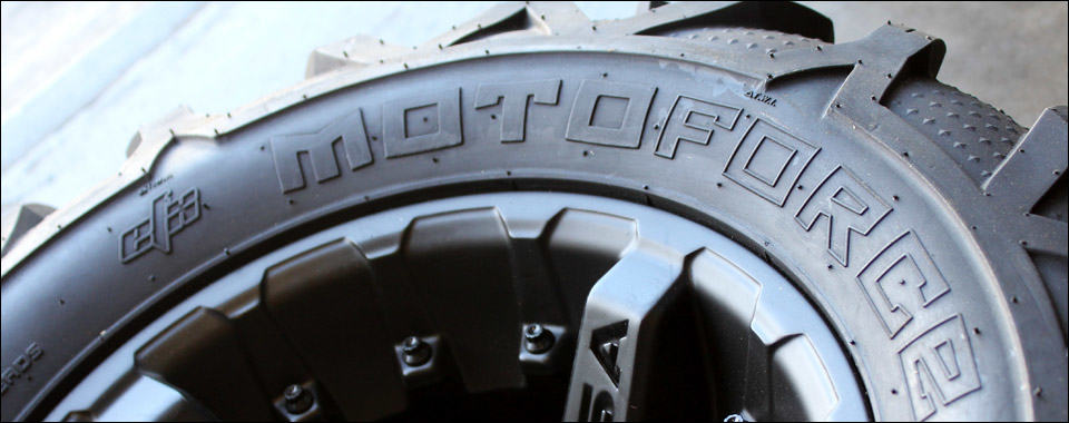 EFX MotoForce All-Terrain Tire – May the Force Be With You