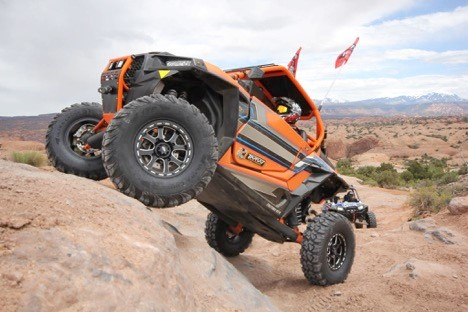 ITP STORM SERIES Tsunami UTV wheel in Moab