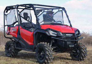 Block Out the Elements with a Honda Pioneer 1000 Windshield