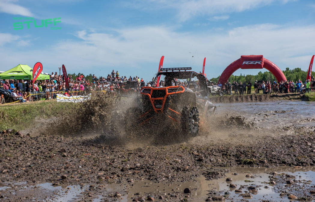 Muddin' in Minnesota at the 2016 High Lifter Quadna Mud Nationals