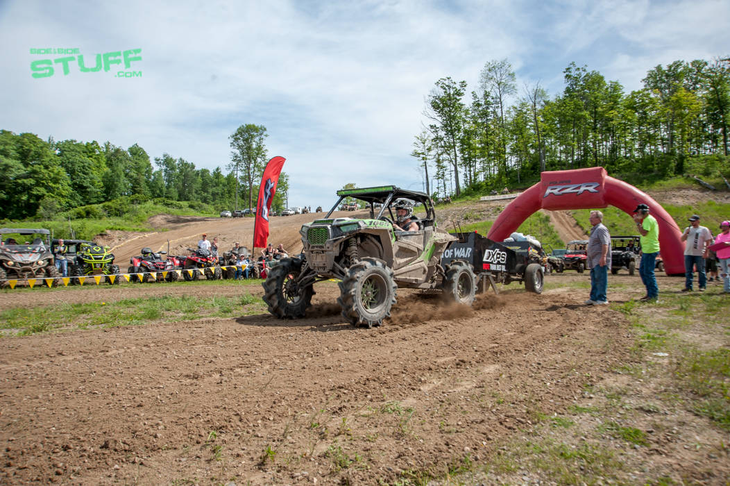 2016 High Lifter Quadna Mud Nationals Sled Pull