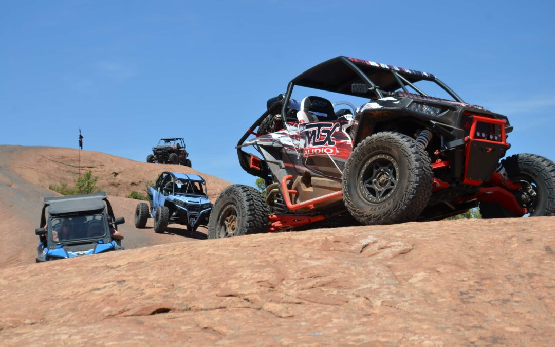 UTV Audio Solutions for the Polaris RZR from MTX Audio