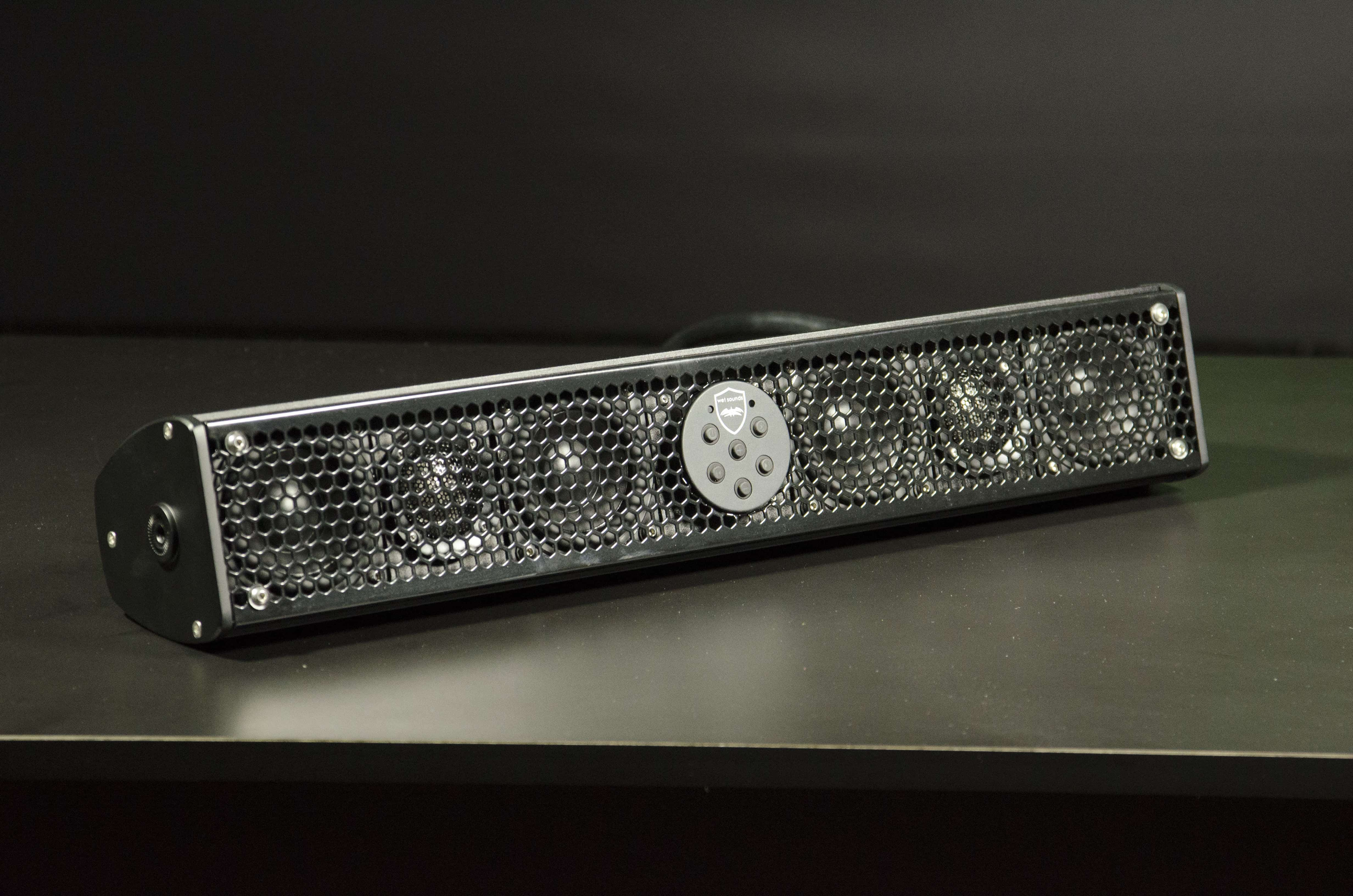 STEALTH ULTRA SERIES Sound Bar by Wet Sounds