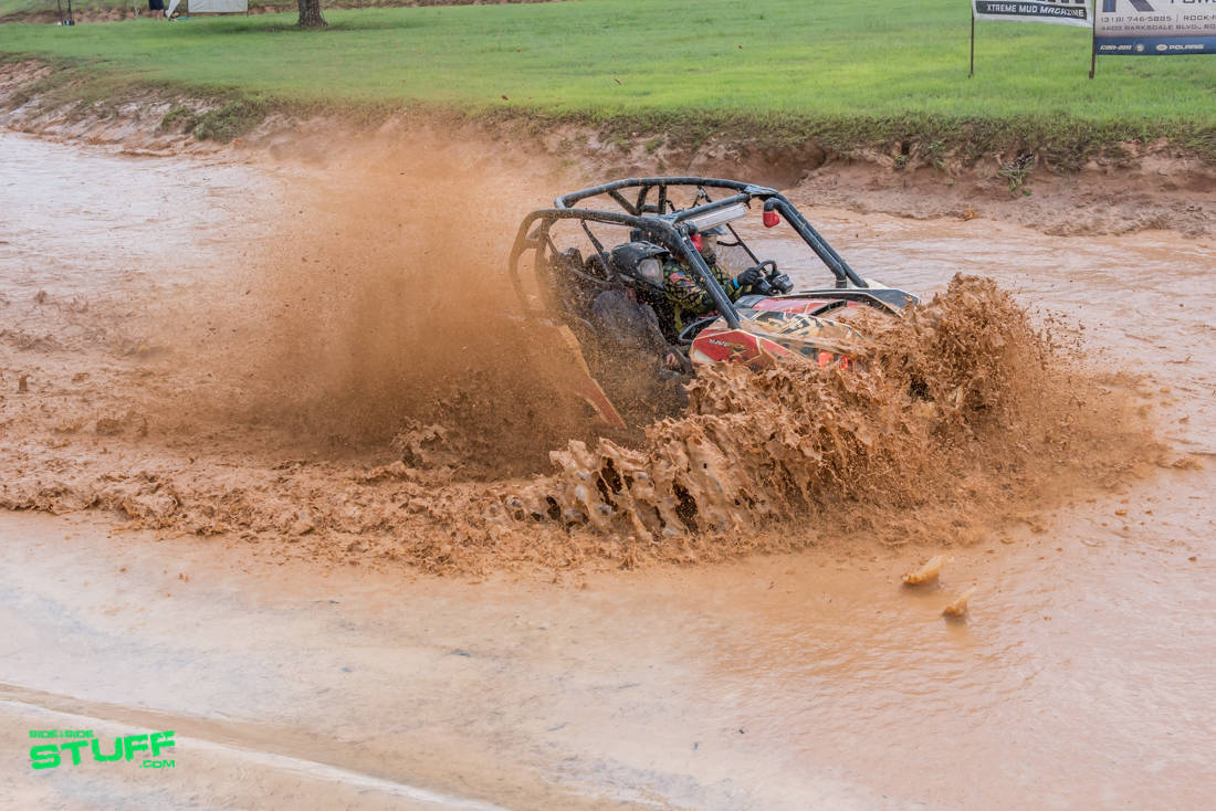 Muddin for the Military 2016 Mud Race