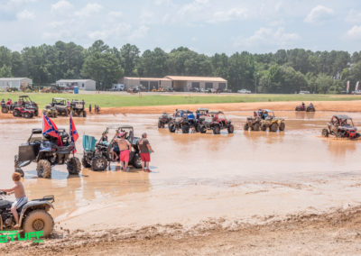Muddin for the Military 2016 Mudpit