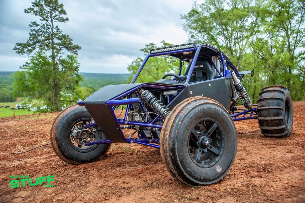 Joey Kacal S Turbo Hayabusa Single Seat Dune Destroyer