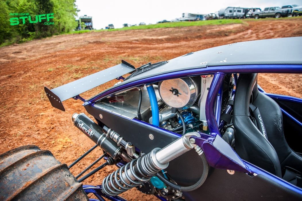 Turbo Hayabusa Single Seat RZR