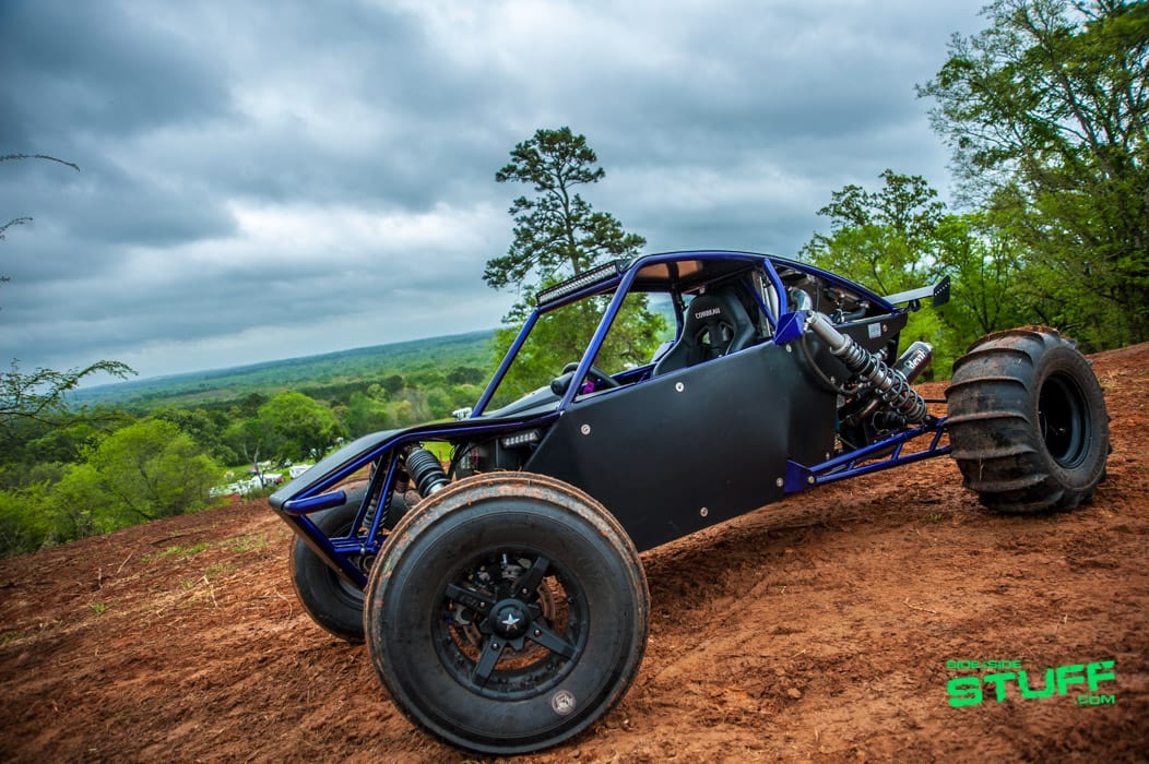 Utv Side By Side >> Joey Kacal's Turbo Hayabusa Single Seat Dune Destroyer | Side By Side Stuff