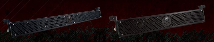 Wet Sounds Stealth Ultra Series Sound Bars