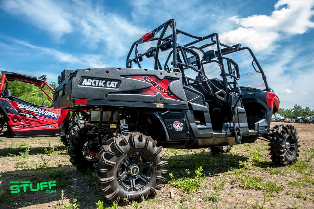 Super ATV Arctic Cat HDX XT