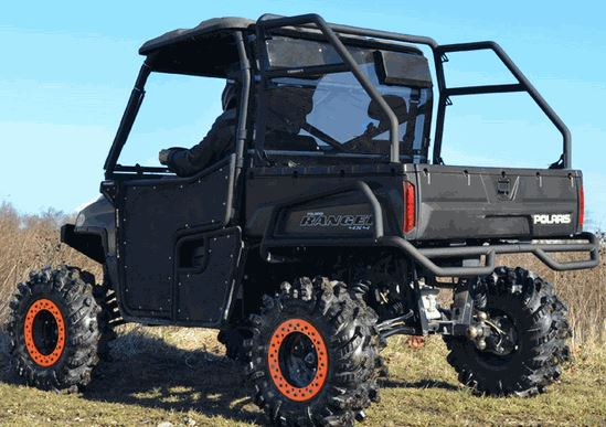 Super ATV rear sport cage Ranger Polaris