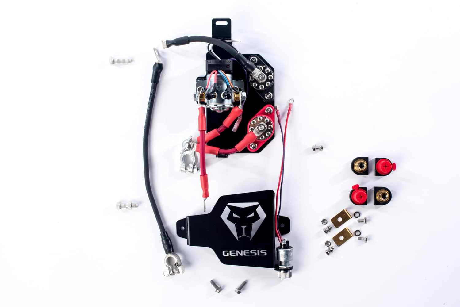 Genesis Offroad Dual Battery Kit - Polaris RZR XP 1000 | XP Turbo