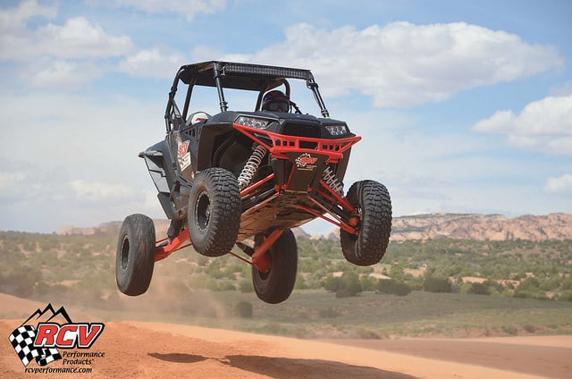 RCV Performance Pro Series 2 Axles Polaris RZR