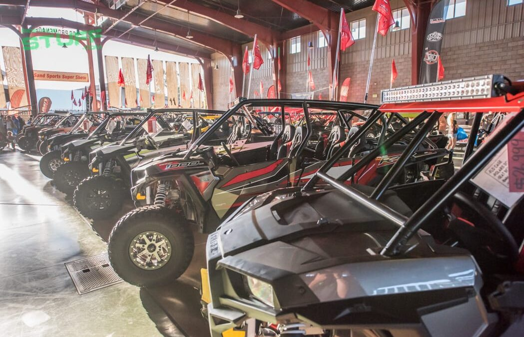 UTVs Dominate the 2016 Sand Sports Super Show