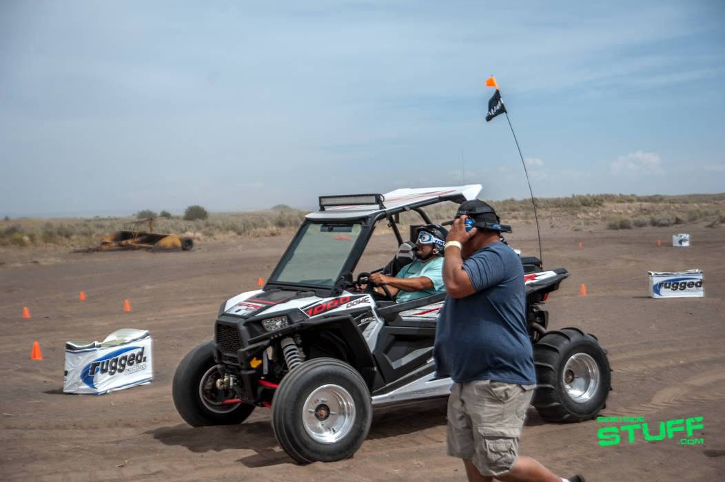 Rugged Radios Relay UTV Invasion