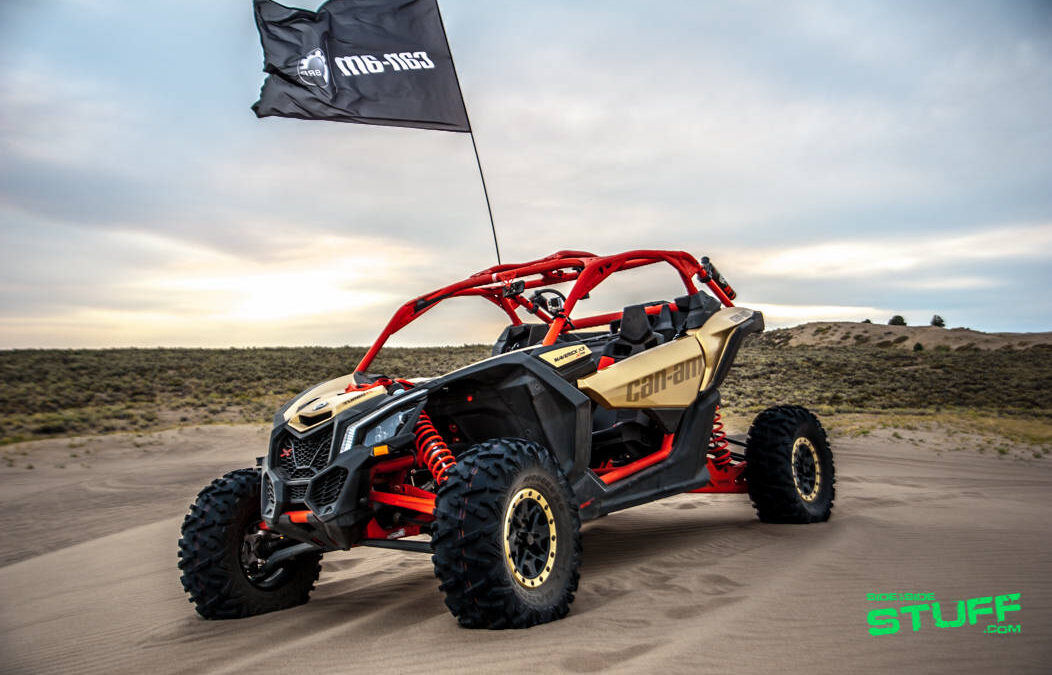 Test Ride: The 2017 Can Am Maverick X3