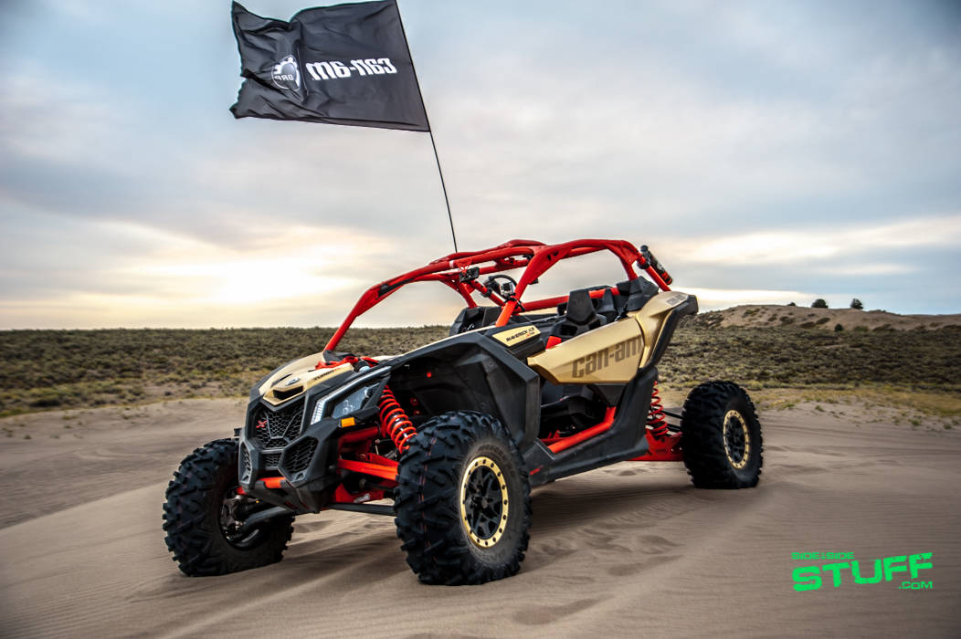 Test Ride The 2017 Can Am Maverick X3 Side By Side Stuff