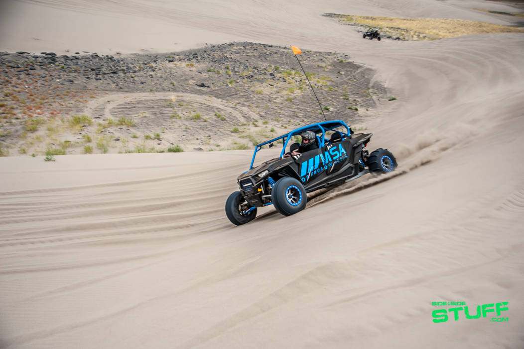 MSA Wheels EFX Tires UTV Invasion