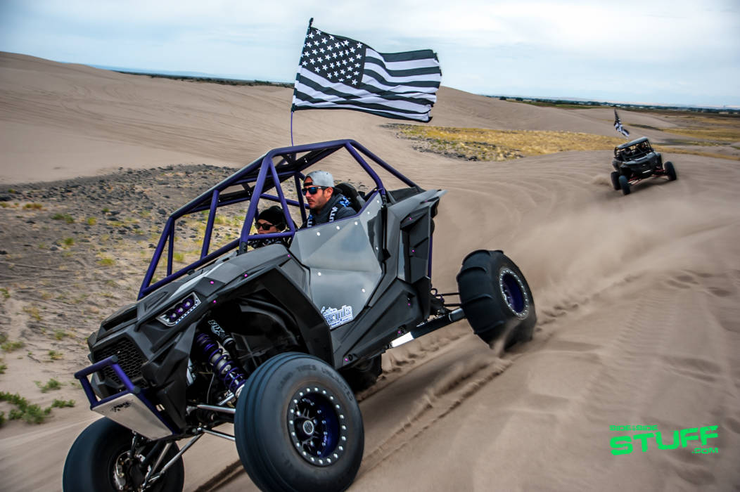 UTV Invasion 2016 Polaris RZR Cagewrx