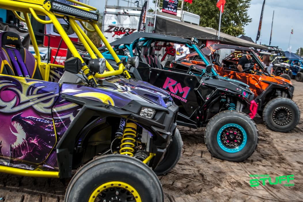 UTV Invasion Polaris RZR Super ATV Show N Shine