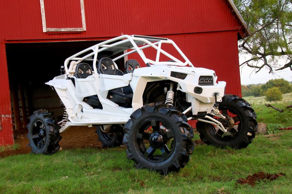 KMC UTV Wheel Rockstar Polaris RZR