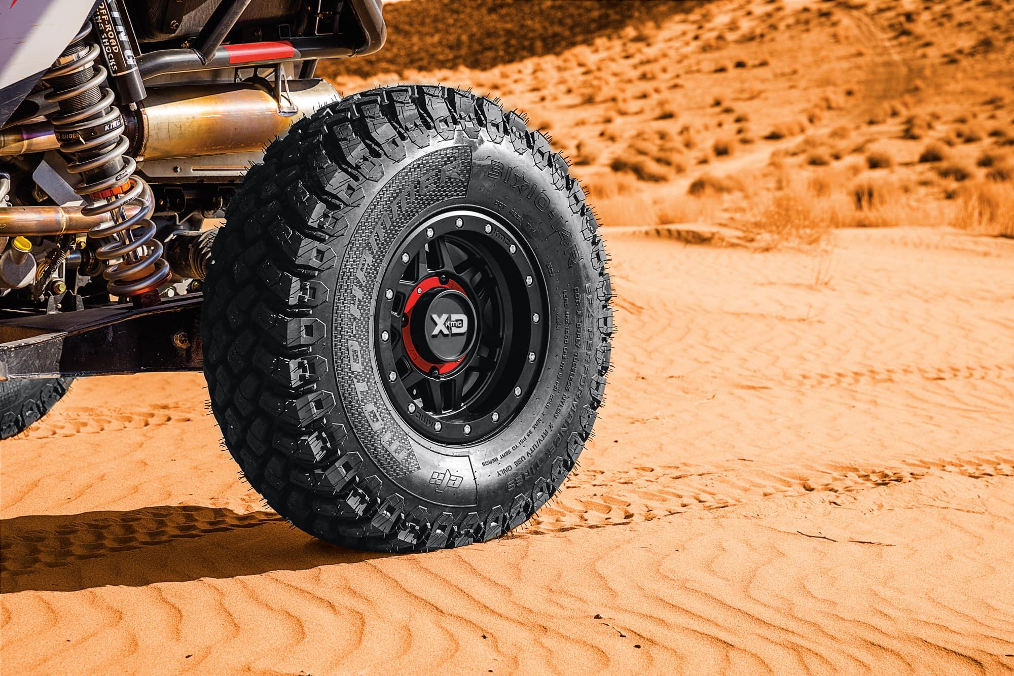 KMC UTV Wheel xd-motohammer-close