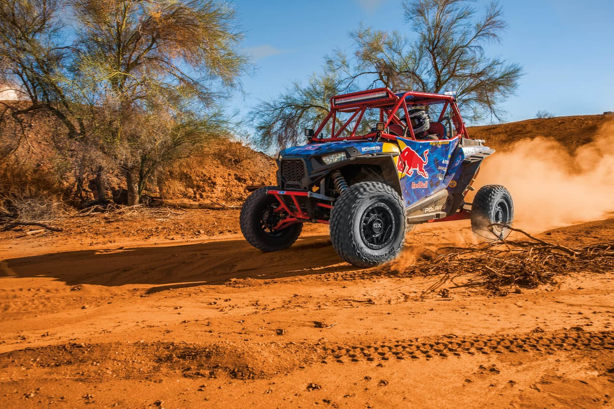 KMC UTV Wheel XD Redbull Polaris RZR
