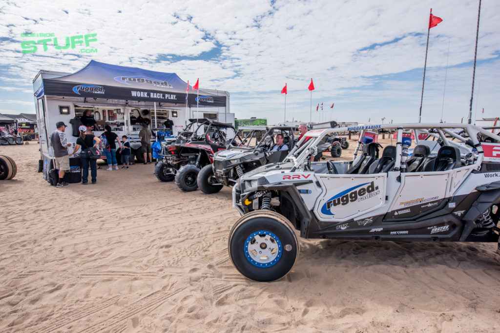 Rugged Radios Camp RZR