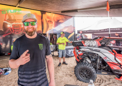 BJ Baldwin Camp RZR