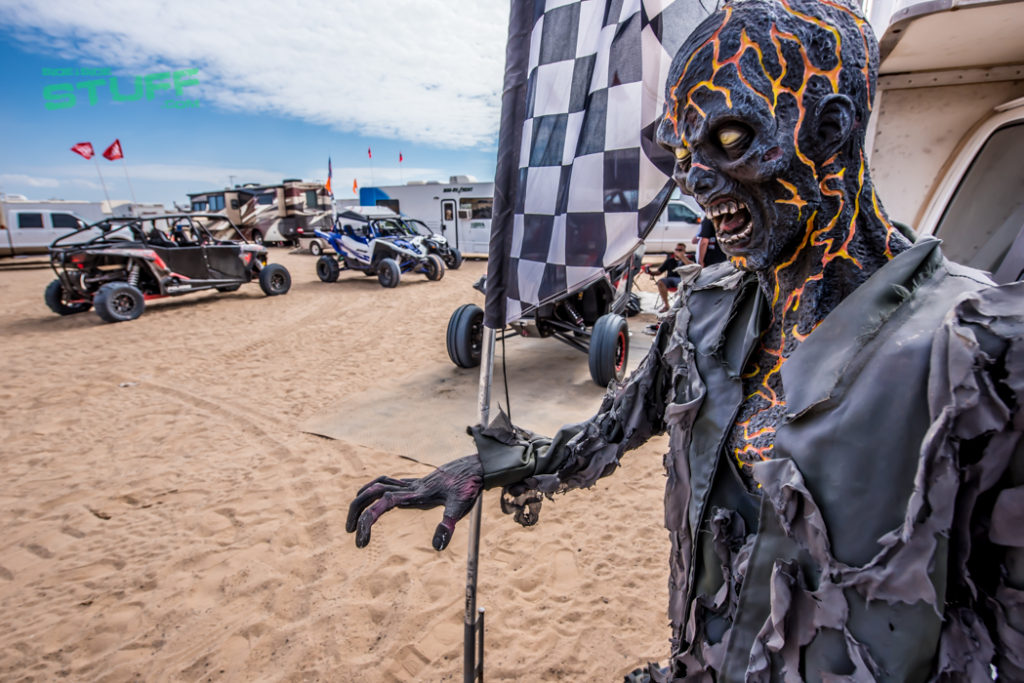 Camp RZR West, Glamis – The Biggest Halloween Party in So Cal