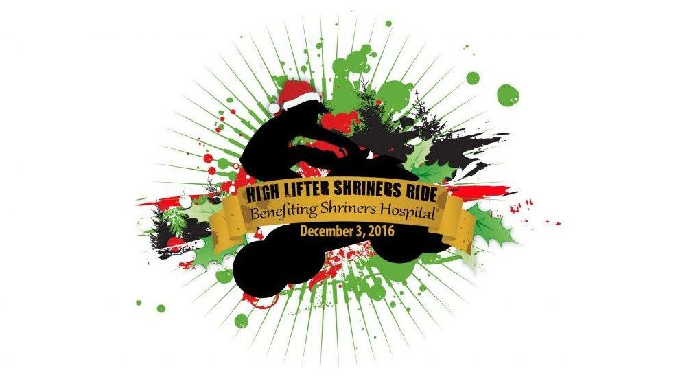 Tis the Season, The High Lifter Shriners Ride Toy Drive