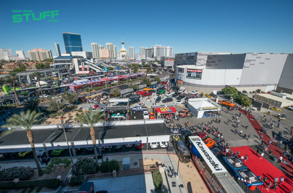 The 2016 SEMA Show – STUFF takes on SEMA's 50th