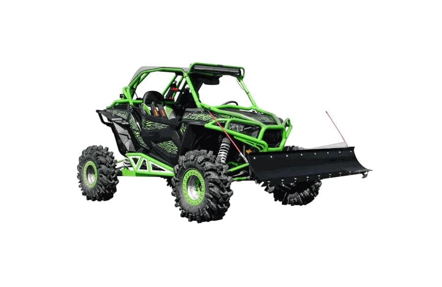 Super ATV Snow Plow Polaris RZR