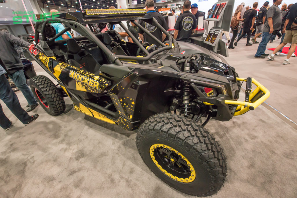SSV Works Can Am Maverick X3 MSA Wheels
