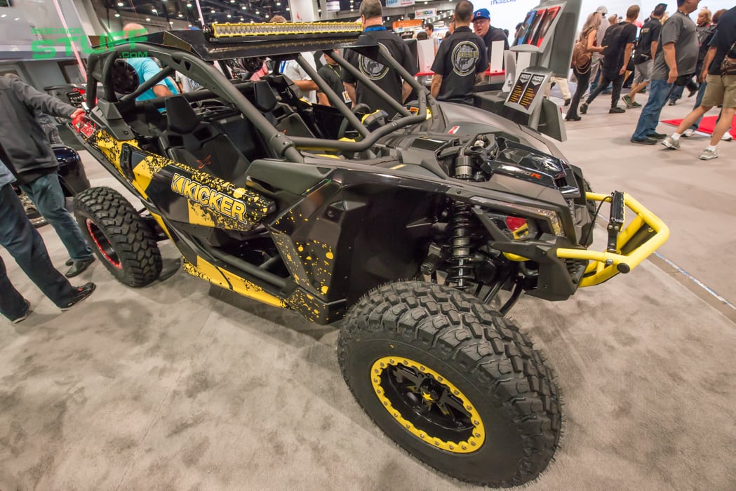 John Deere Side X Side >> Outfitting the Can Am Maverick X3 with Wheels and Tires | Side By Side Stuff