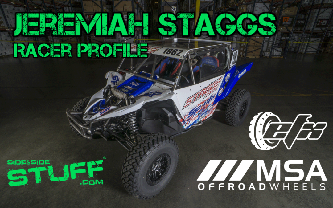 Jeremiah Staggs Racer Profile