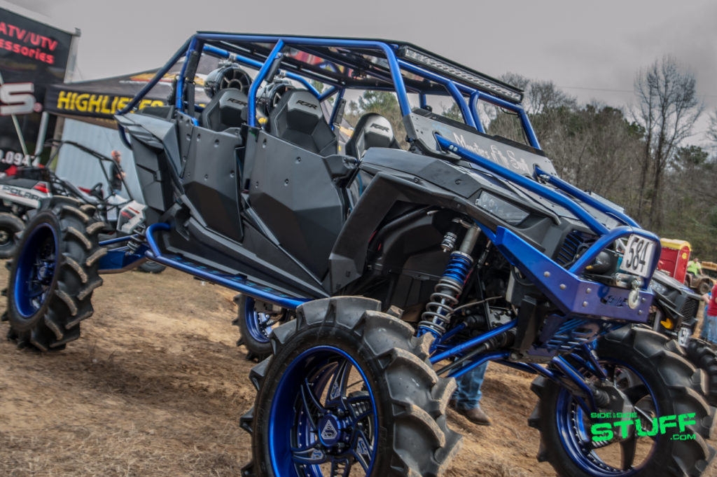 High Lifter Shriners Ride Show N Shine Polaris RZR