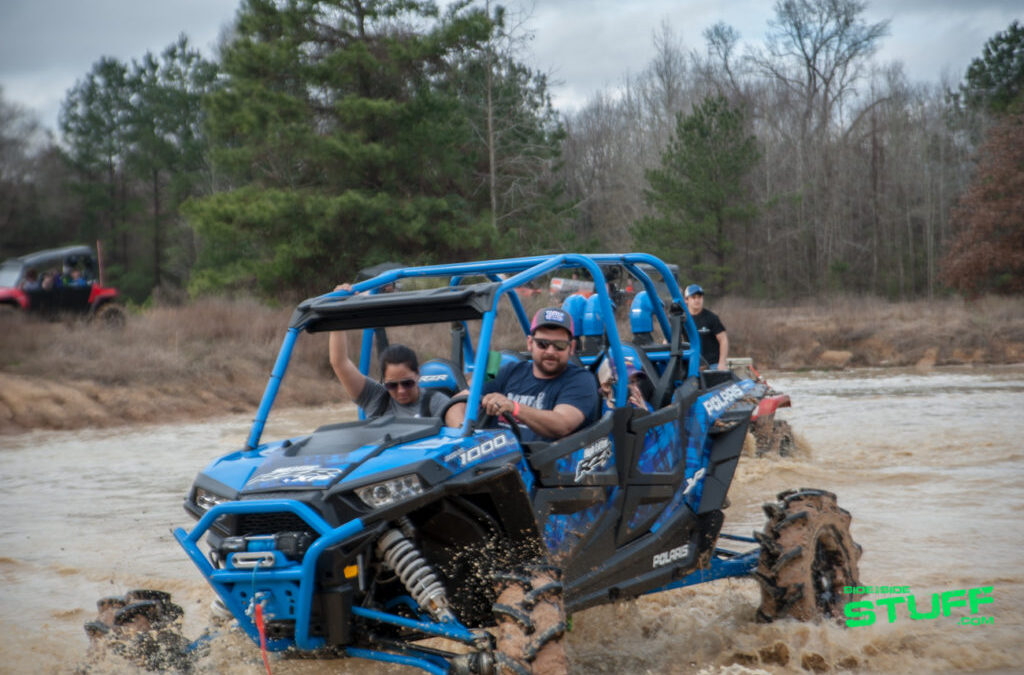 The High Lifter Shriners Ride – A Good Reason to Get Muddy