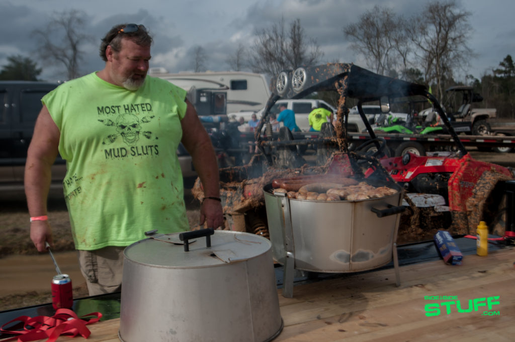 High Lifter Shriners Ride Southern Cooking Grilling