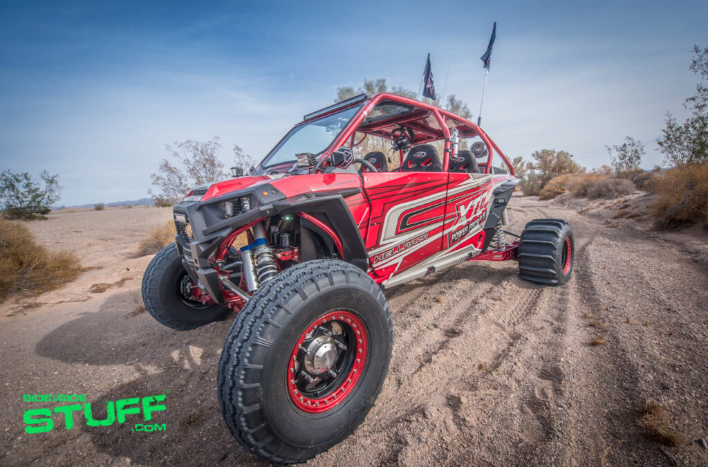 "XTC Power Products' 475 HP Subaru-Powered ""Hell RAZR"""