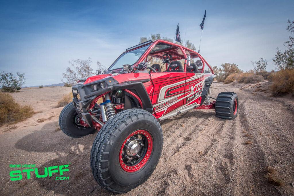"XTC Power Products' 475 HP Subaru-Powered ""Hell RAZR"""