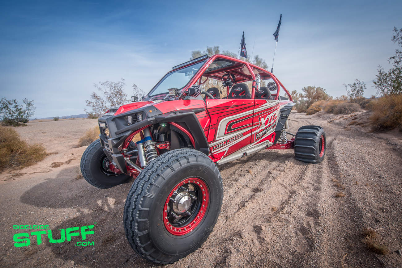 XTC Power Products Hell RAZR
