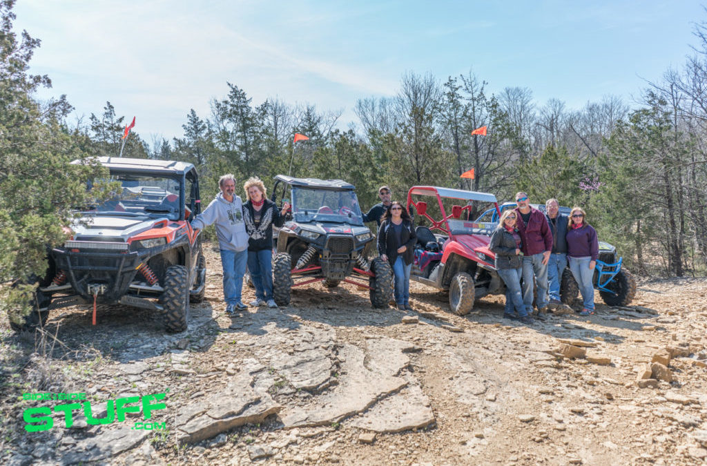 Exploring Missouri's History at a Rider's Paradise – Rally at the Mines 2017