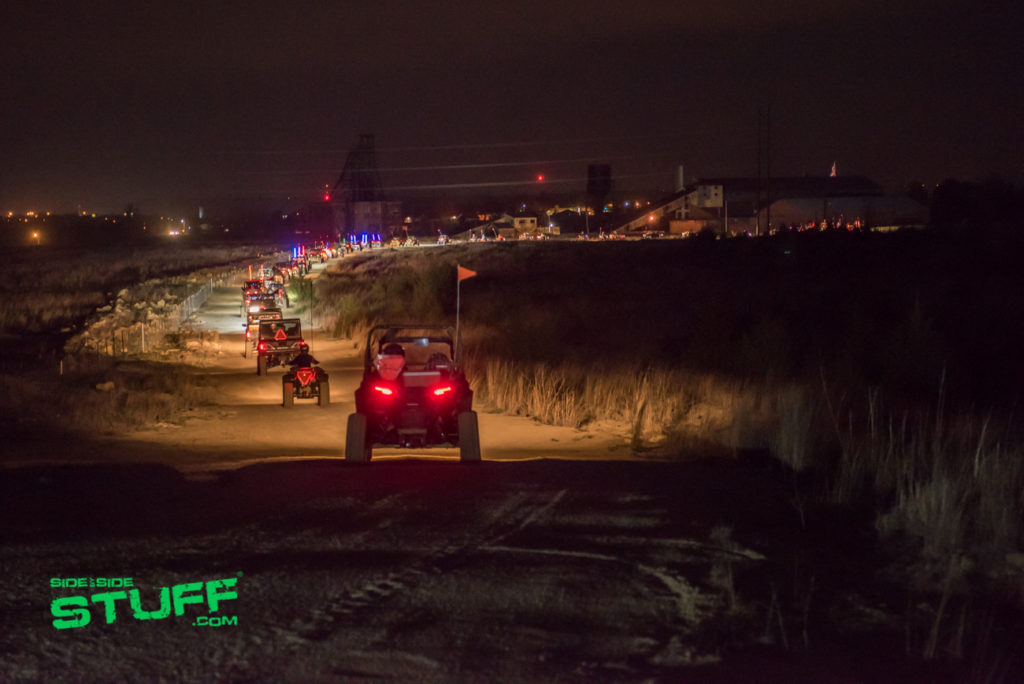 Off Road Grade Audio by MB Quart Night Ride