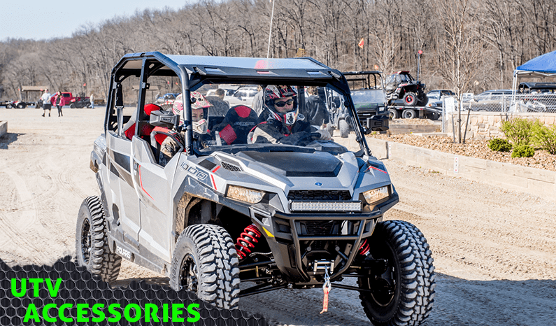 UTVs and Safety Gear