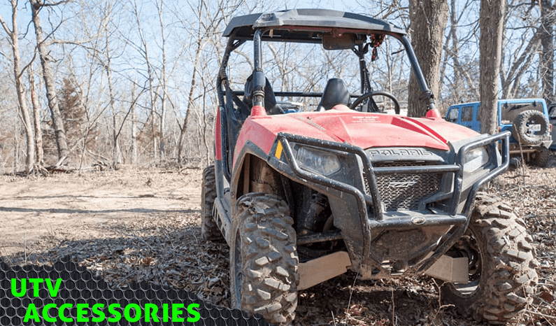 UTV Accessories for Bow Hunting Season
